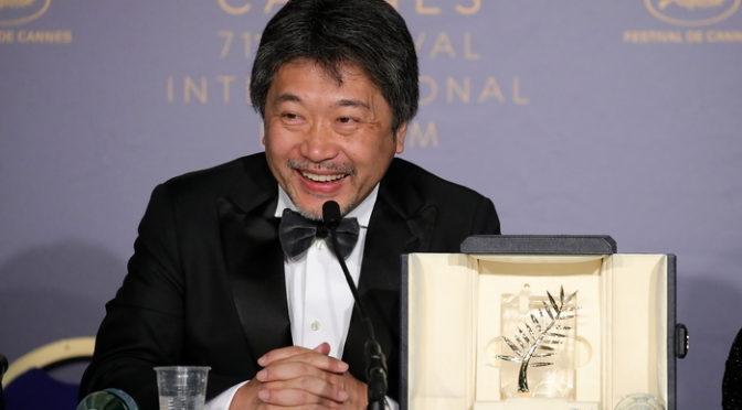 カンヌ国際映画祭『万引き家族』パルムドールを受賞 キャスト喜びコメント到着&公式会見・囲み取材レポ