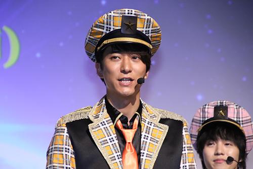 浅香航大「劇場版 ドルメンX」 特別試写会ファン感謝デー