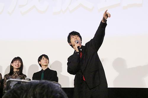 中川大志『虹色デイズ』完成披露試写会