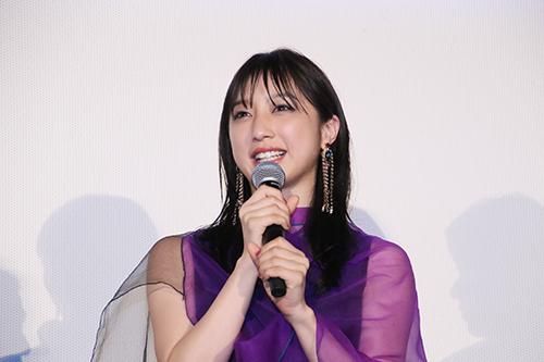 坂東希『虹色デイズ』完成披露試写会