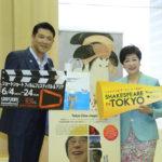 小池都知事を別所哲也が表敬訪問!『ショートショート フィルムフェスティバル & アジア』開催に向けて