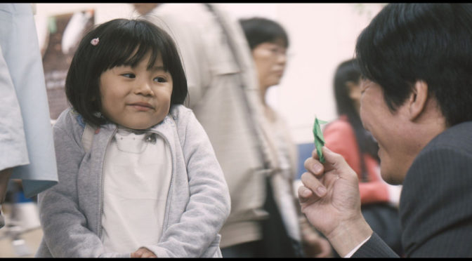 ショートフィルム『美知の通勤電車』予告編が母の日を前に5月11日(金)よりWEBで公開!