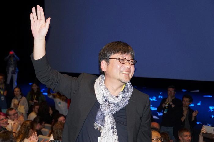 細田守監督 フランスで大歓迎受ける!『未来のミライ』アヌシー国際アニメーション映画祭で上映