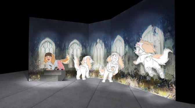 細田守監督最新作『未来のミライ展』!誰も見たことのない全く新しい体感型大規模展覧会!