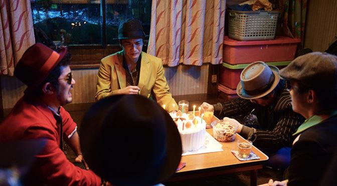 """""""兄貴""""岩田剛典と池松壮亮が踊って、踊って、大号泣!?『ファンキー』の新場面写真が解禁"""