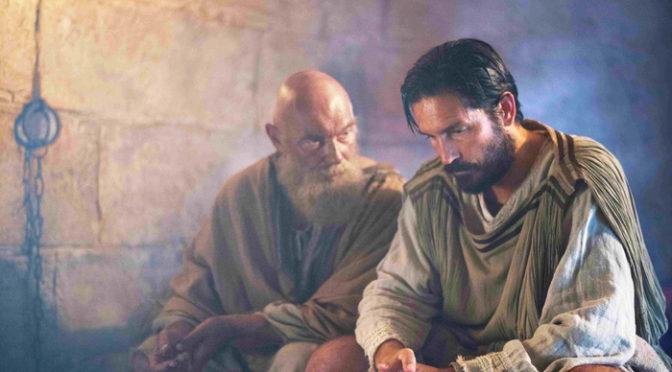 ジム・カヴィーゼルが再び聖書の世界に挑む『パウロ 愛と赦しの物語』公開決定!
