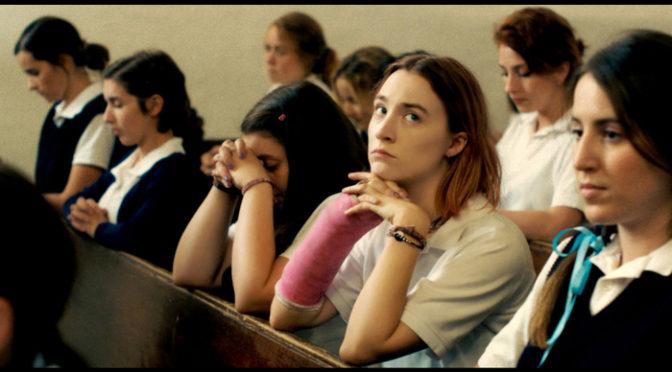 アカデミー賞®監督賞にノミネート史上5人目の女性グレタ・ガーウィグの偉業を称える『レデ ィ・バード』特別映像到着