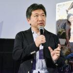 是枝裕和監督チャンスがあればまた『万引き家族』家族で集まりたい!英語字幕版上映Q&Aで