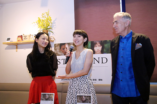 織田梨沙 吉岡里帆 ロジャー・パルバース監督『STAR SAND ─星砂物語─』