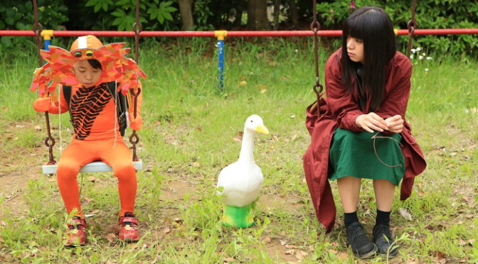 池田エライザと少年幽霊のゆるーい会話『ルームロンダリング』映像到着!