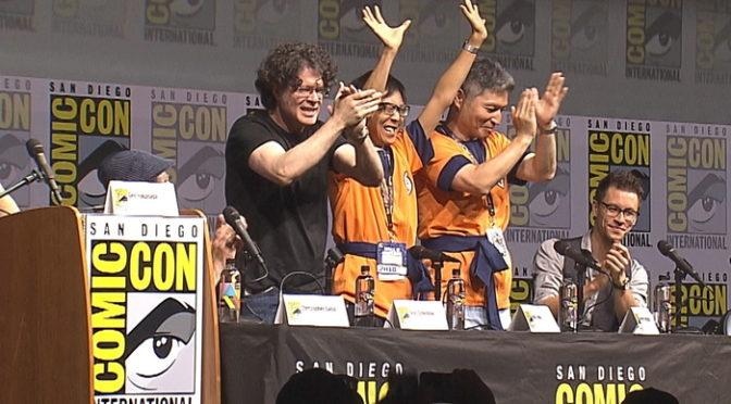 映画『ドラゴンボール超 ブロリー』コミコン:サンディエゴ6,500人の観客で大盛り上がり!