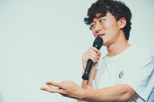 『君が君で君だ』松居大悟監督トークイベント