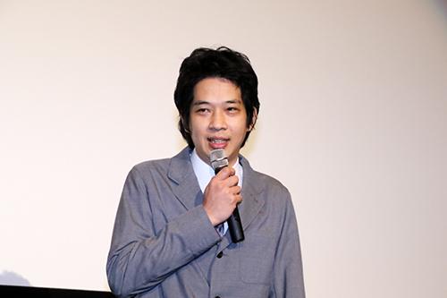 原桂之介監督『私の人生なのに』初日舞台挨拶