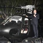 日比谷にヘリコプター!!トム・クルーズら登場!『ミッション:インポッシブル/フォールアウト』ジャパンプレミア