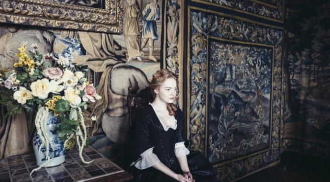 エマ・ストーン最新作『The Favourite(原題)』第56回ニューヨーク映画祭オープニング上映が決定