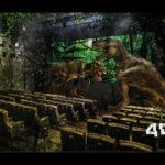 4DXver.『ジュラシック・ワールド/炎の王国』 4DX最高週末オープニング成績記録!