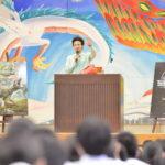 満島真之介登壇!沖縄PRキャンペーン『ジュラシック・ワールド/炎の王国』