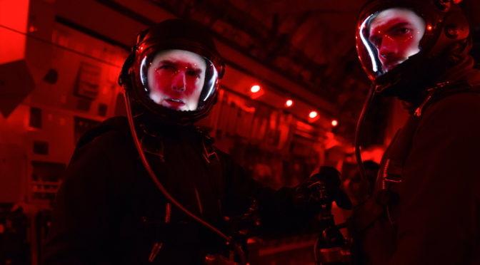トム・クルーズ長年の夢!ヘイロージャンプ『ミッション:インポッシブル/フォールアウト』メイキング映像到着