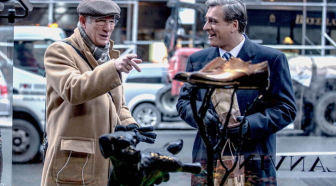 リチャード・ギアのブラックコメディ『嘘はフィクサーのはじまり』邦題・公開決定