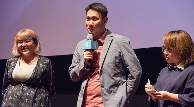 『寝ても覚めても』 台北映画祭にてアジアプレミア上映!現地から濱口竜介監督の喜びのコメントも到着!