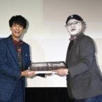 森崎ウィンx野性爆弾くっきー『レディ・プレイヤー1』ブルーレイ&DVD発売記念イベント
