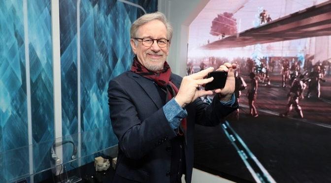 スピルバーグ監督がその苦労を語る『レディ・プレイヤー1』インタビュー映像公開!