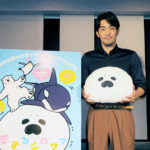 大谷亮平 新大久保で初アニメ声優に挑戦!動物系BLプチアニメ『恋するシロクマ』公開アフレコ