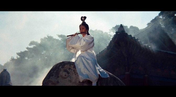 キン・フー監督 4K復刻完全版「山中傳奇」日本での劇場初公開決定