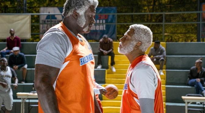 あの話題のNBA選手カイリー・アービングが爺さんドッキリがコメディ映画に!『アンクル・ドリュー』