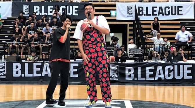 『走れ!T校バスケット部』鈴木勝大、阿見201 BリーグU15チャンピオンシップ決勝戦に登場