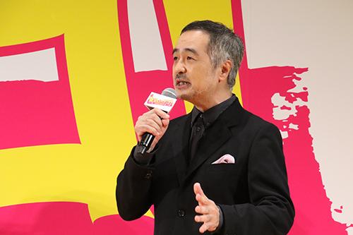 松尾スズキ『音量を上げろタコ』完成披露