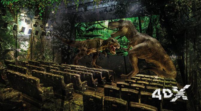 この夏4DX映画三昧はいかが!?『ミッション:インポッシブル』VS『ジュラシック・ワールド』『劇場版 コード・ブルー』