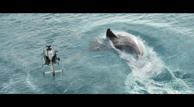 『JAWS』をも超える全世界大ヒット!巨大鮫がヤバい!『MEG ザ・モンスター』