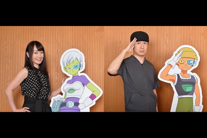 水樹奈々、杉田智和 映画『ドラゴンボール超 ブロリー』参戦!コメント到着!
