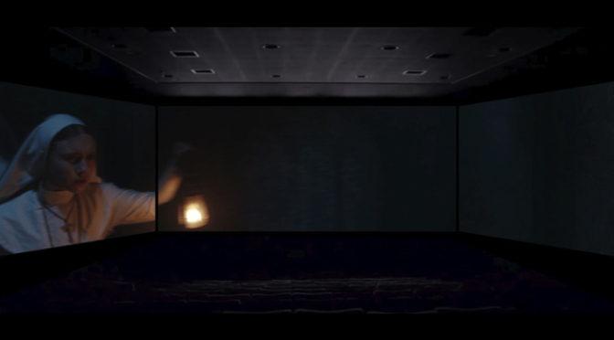 3面から死霊が襲ってくる!『 死霊館のシスター 』9/21[金]よりScreenX上映開始