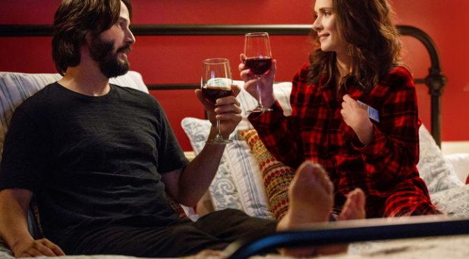 キアヌ・リーブス × ウィノナ・ライダー映画『おとなの恋は、まわり道』日本公開決定&予告到着