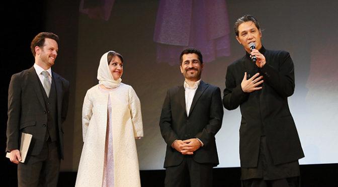 加藤雅也ら登壇!なら国際映画祭OPで『二階堂家物語』ワールドプレミア