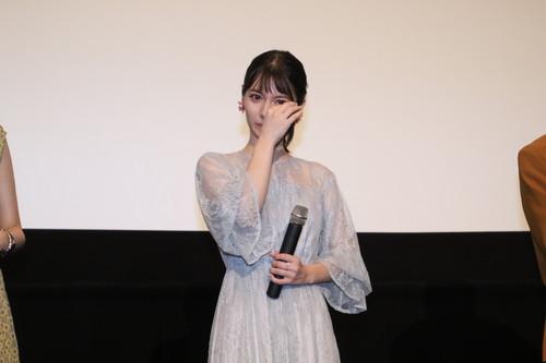 Lynn 劇場アニメ『君の膵臓をたべたい』初日舞台挨拶