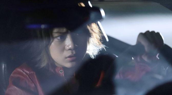 佐藤流司 主演映画「ダブルドライブ~龍の絆~」ポスタービジュアル&本予告解禁