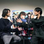中川大志×伊藤健太郎が男子限定で本音トーク!『覚悟はいいかそこの女子。』試写!