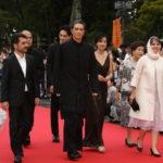 なら国際映画祭レッドカーペットに加藤雅也、石橋静河、町田啓太ら登場!『二階堂家物語』