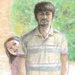原作者の新井英樹が描き下した安田顕/ナッツ・シトイ 『愛しのアイリーン』のイラストが解禁