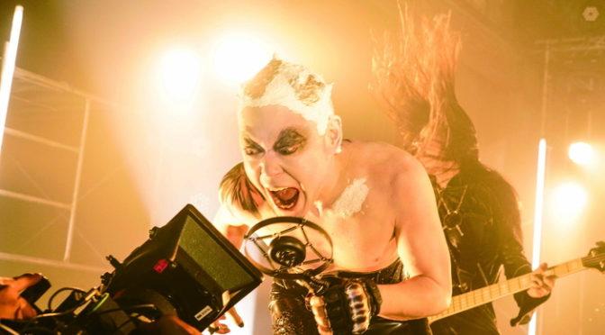 SIN+EX MACHiNA(阿部サダヲ、PABLO、KenKen、SATOKO)音タコ「人類滅亡の歓び」MV&メイキング映像解禁
