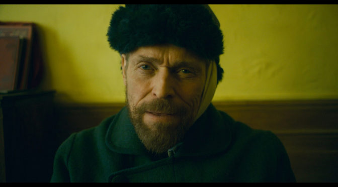 ウィレム・デフォーが最優秀男優賞『At Eternity's Gate』ゴッホ役で!第75回ヴェネチア国際映画祭