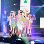 吉田凜音、久間田琳加ら映画『ヌヌ子の聖★戦』チームがこれぞ原宿!ファッションでGirlsAward 2018 に登場!