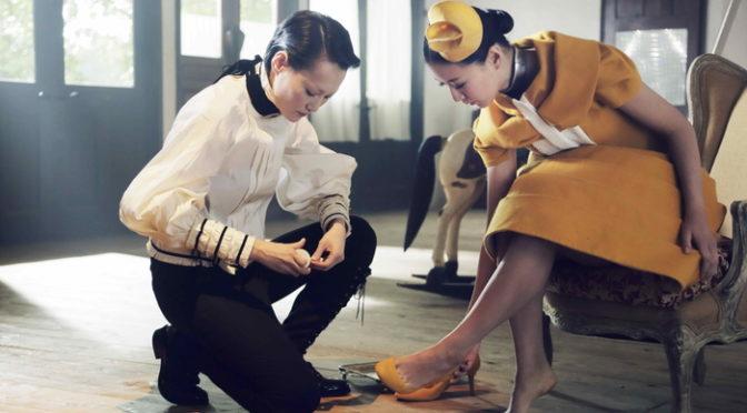 菊地凛子主演『ハイヒール~こだわりが生んだおとぎ話』一夜限りの無料野外上映決定!