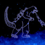 "NASAの""ガンマ線天体""研究チームが、日本の怪獣史上初めて「ゴジラ」を""星座"""