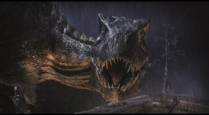 『ジュラシック・ワールド/炎の王国』早く12月5日(水)ブルーレイ&DVDリリース!