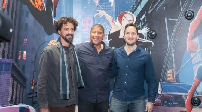 パリ・ロンドンのコミコンに各国のスパイダーマンファン大集結!『スパイダーマン:スパイダーバース』