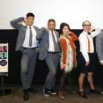 シルク、レイザーラモン、 トレンディエンジェル 京都国際映画祭『マイ・ジェネレーション』イベントに登壇